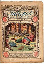 rivista L'INTREPIDO ANNO 1927 NUMERO 388