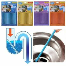 Sani Sticks 12 PCS Keeps Drains And Pipes Clear And Odor Free As Seen On TV US