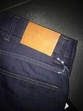 Brioni Men Classic Cotton  Italy Jeans Indigo Denim Size 31