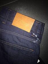 Brioni Men Classic Cotton  Italy Jeans Indigo Denim Size 31