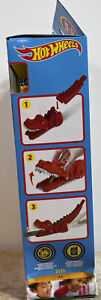 Hot Wheels City Dino Launcher Mattel with Car New
