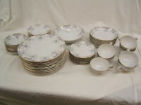 "Lot of 52 Pieces Imperial China W. Dalton Japan ""Seville"" 5303 VGC"