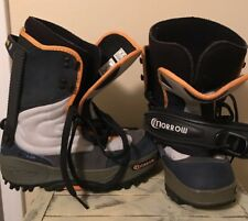 Morrow Snowboard Clicker Boots SI (Step_In) Men's size 9 Snowboarding