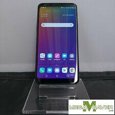 "[8748]Good! LG Stylo 5 LM-Q720QM6 32GB Black Spectrum Mobile ONLY 6.2"" Screen"