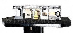 Blower Motor Resistor Standard Motor Products RU718