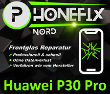 Huawei P30 Pro Frontglas Reparatur ✔️OCA Verfahren ✔️100% ZUFRIEDENHEIT