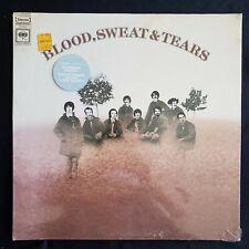 BLOOD, SWEAT&TEARS~ORIG '69 U.S. PRESS(2 Eye Label) w/STICKER~GF Cover~SEAL(NEW)