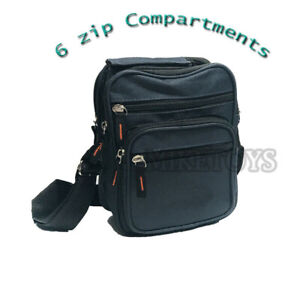 Crossbody Shoulder Bag Fanny Pack Travel Sport Pouch Purse Packs Back (9711)