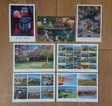 Scottish Postcards - Collection of Scottish Postcards (7)
