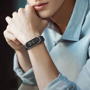 For Xiaomi Mi Band 3 4 5 6 Replacement Sport Wrist Band Watch Strap Bracelet AU