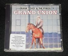 Frank Tovey & The Pyros - Grand Union CD 1991 MUTE Records fad gadget cut out