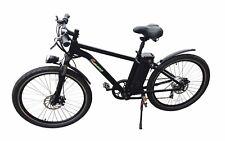 "26"" ELECTRIC BIKE x 250W x 6 speed gear Ebike ALUMINIUM LEOPARD with 36v Lithium"
