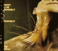 FRONT LINE ASSEMBLY Prophecy MCD Digipack 1999 (Zoth Ommog)