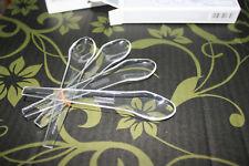 Eierlöffel Plastiklöffel Löffel von Eico 12 StückTransparent 3x4 Stück