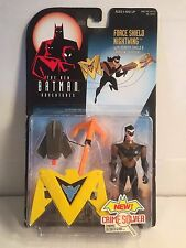 Batman New Adventures Kenner FORCE SHIELD NIGHTWING Action Figure Sealed ROBIN I