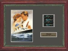 TITANIC LEONARDO DI CAPRIO FRAMED 35MM FILM CELL