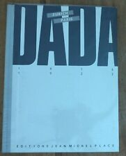DADA ZURICH PAIS – 1916 – 1922 Reprint J.M. PLACE 1981