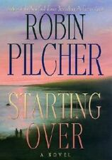 Starting Over by Robin Pilcher - Hardcover