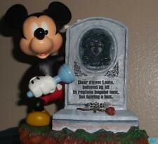 Disney Haunted Mansion Happy haunts ball Tomb brings fright to Mickey LTD Ed 500