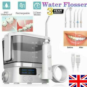 Electric Water Jet Dental Teeth Flosser Oral Irrigator Floss Pick Tooth Cleaner