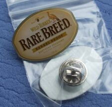 WILD TURKEY RARE BREED Whiskey Lapel / Cap Pin Badge FREEPOST UK
