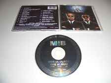 CD Soundtrack Men in Black MIB The Album 16.Tracks 1997 Will Smith Alicia Keys..