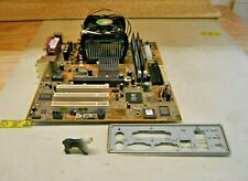 Abit SG-72 MOTHERBOARD WITH 2.40 GHz PENTIUM 4 CPU FREE SHIPPING