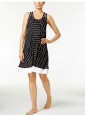 DKNY Black Sleeveless SMALL CHEMISE Nightie Nightwear Night Dress NEW