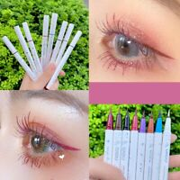 NOVO Waterproof Long-lasting Eyeliner Colorful Matte Liquid Eyeliner Durable