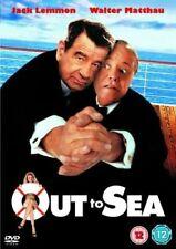 Out To Sea DVD Jack Lemmon, Walter Matthau, Dyan Cannon 90's Comedy ***NEW***
