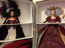 EDIZIONE limitata, Masquerade Gala e VENEZIANA Opulenza 2 LOTTO BAMBOLE BARBIE