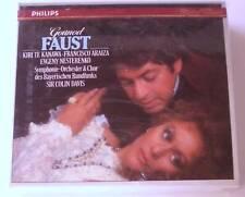 Gounod FAUST Kanawa Araiza Nesterenko COLIN DAVIS 3CD