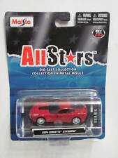 MAISTO ALLSTARS SERIES 13 2014 CORVETTE STINGRAY RED