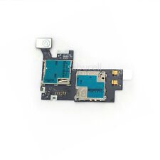 Replacement SIM SD card Reader Holder Flex Cable For Samsung Galaxy Note 2 N7105