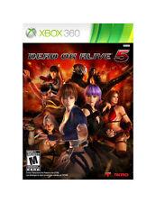 Dead or Alive 5 (Microsoft Xbox 360) - Open Box Unused