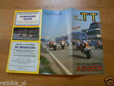 1983 FLYER DUTCH TT ASSEN 1983 GRAND PRIX,MOTO GP
