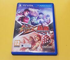 Street Fighter X Tekken GIOCO PS VITA VERSIONE ITALIANA