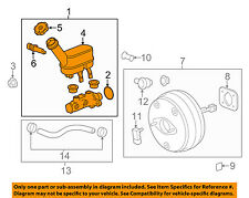 GM OEM-Brake Master Cylinder 84158419