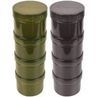 NEW RidgeMonkey / Ridge Monkey Modular Hook Bait boilie glug Pots *ALL COLOURS*