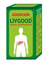 2 X Ayurveda Goodcare A Baidyanath Initiative Livgood 60 Capsules Free Shipping