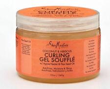 Shampoo e balsamo ricci con ingredienti naturali per capelli per donna