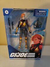 G.I. Joe Classified Series 6-Inch Scarlett Action Figure NON MINT BOX