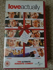 Love Actually - VHS Tape