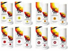 Riemann P20 Sun Protection Once A Day. Choose Your SPF and Size!