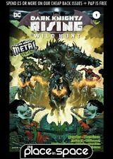DARK KNIGHTS RISING: THE WILD HUNT #1A - 1ST PRINTING FOIL COVER