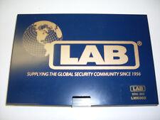 Lab Universal Mini 003 Keying Kit For Small Keying Jobs Metal Box
