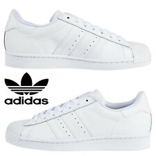 Adidas Originals Superstar Sneakers Men's Casual Shoes Running Walking White
