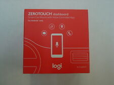ZeroTouch DashBoard Smart Car Mount For Android Only by Logitech