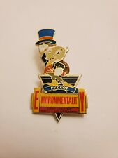 Disney Jiminy Cricket I've Got Environmentality Limited Edition Collector Pin