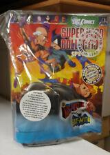 DC SUPERHERO FIG COLL MAG SPECIAL MR MXYZPTLK / BAT-MITE  MIP OOP